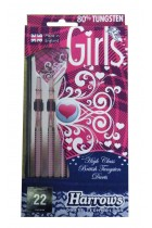 Harrows Assassin Girl darts