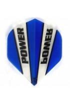 Power Max STD Trans Blue/Clear