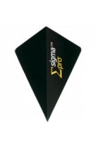 Sigma Pro Flight BLACK Darts Flight