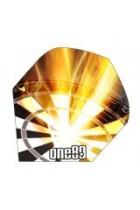 ONE80 - Dartboard flame