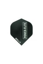 Bulls Solid Black White Powerflite 50705